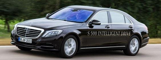 Mercedes-Benz S 500 Intelligente Drive