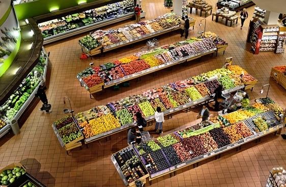 Alimentação: boa e barata