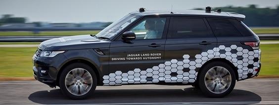 Jaguar Land Rover Range Rover Sport