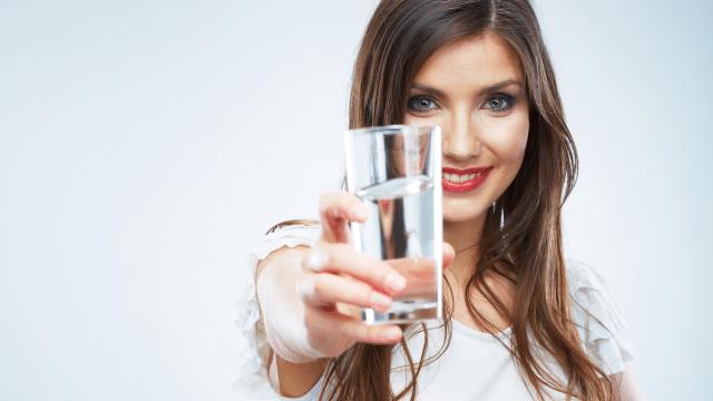como evitar a desidratação