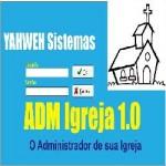ADM Igreja – Sistema para Administração de Igrejas