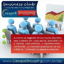 AFILIAÇÃO – BUSINESS CLUB CESAPE SHOPPING