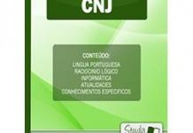 Apostila Concurso CNJ Concurso Conselho Nacional de Justiça – Técnico Judiciário