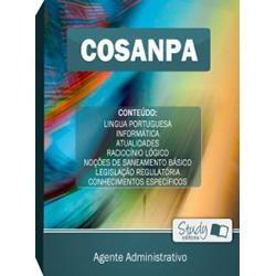 Apostila Concurso COSANPA – Agente Administrativo