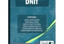 Apostila Concurso DNIT Departamento Nacional de Infraestrutura de Transportes – Técnico Administrativo