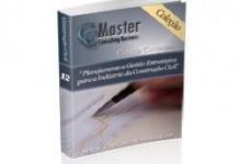 Coleção CC Master Vol 12 – Planejamento e Gestão Estratégica para a Indústria da Construção Civil