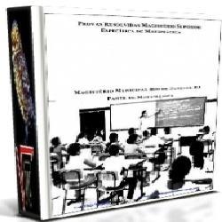 Coleção de 6 Provas de Magistério Superior-Professor de Matemática – Rio de janeiro-RJ-Comentadas
