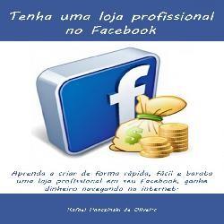 Crie Lojas Profissionais no Facebook