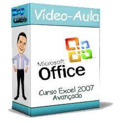 Curso Online – Excel Avançado – Office 2007