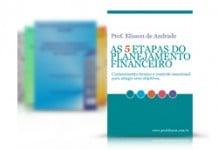 """PACOTE PROMOCIONAL """"Tópicos Avançados (5 volumes)"""" + eBook """"As 5 etapas do planejamento financeiro"""""""