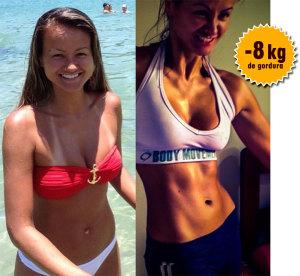 Depoimento Luciana - Perdeu 8kg de gordura - Queima de 48 Horas