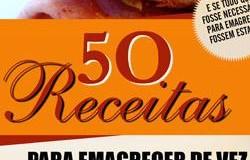 50 Receitas Para Emagrecer De Vez