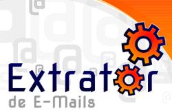 Extrator de Emails