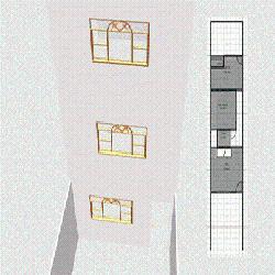 Kit 2 projetos de casas amplas
