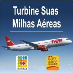 Turbine Suas Milhas Aéreas