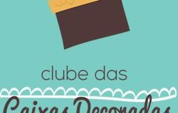 Clube das Caixas Decoradas