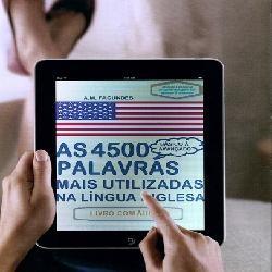 Super E-book - As 4500 Palavras Mais Utilizadas Na Língua Inglesa