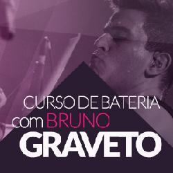 Curso de Bateria Online - Bruno Graveto