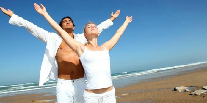 Atividades fisicas e uma boa alimentacao para uma vida saudavel