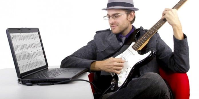 Cursos online de guitarra crescem cada vez mais