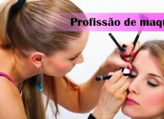 Profissao de Maquiador abre oportunidades de trabalho no Brasil e fora do Pais
