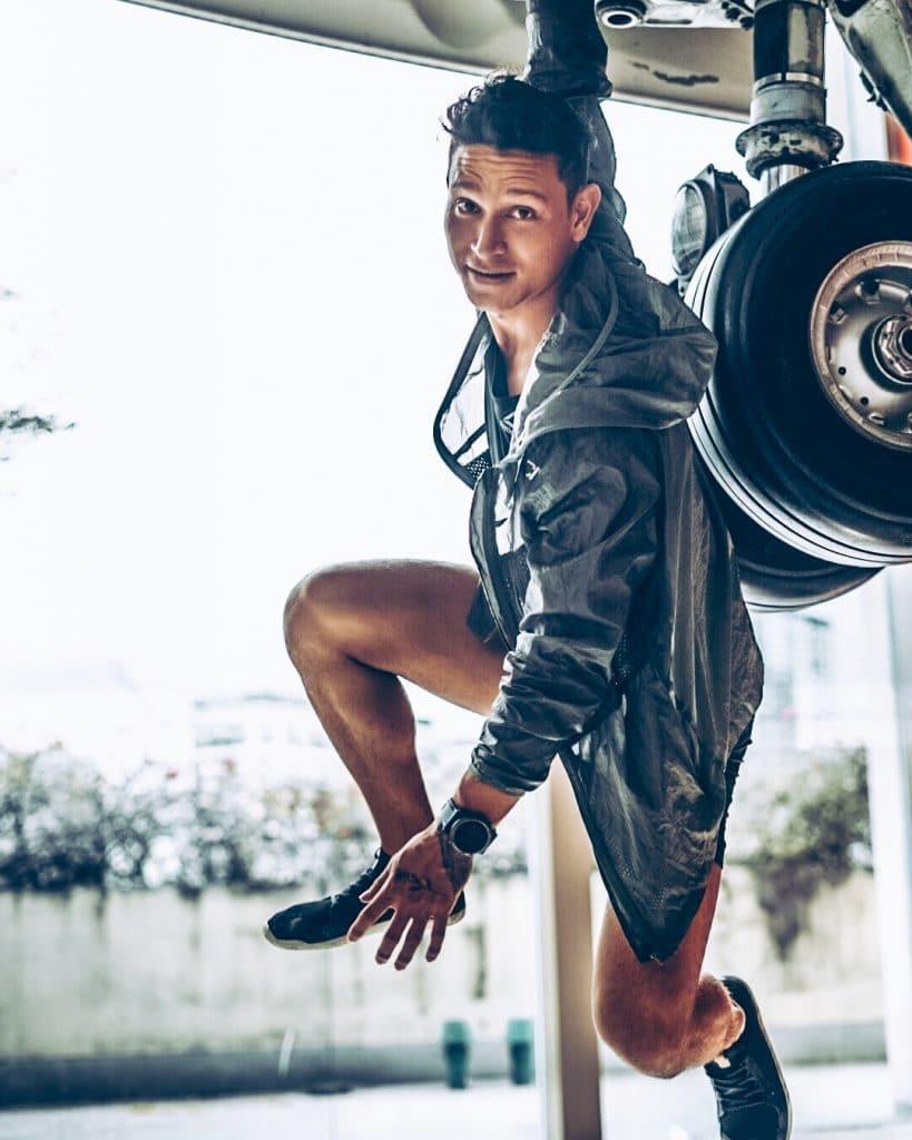 Maverick Kang Jr - dublê de ação