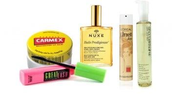 5 produtos de beleza mais vendidos no mundo