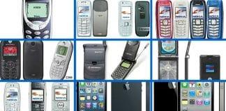 9 smartphones mais vendidos de todos os tempos
