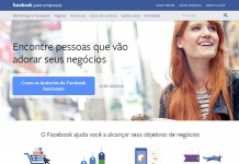 A importancia do Facebook para as empresas