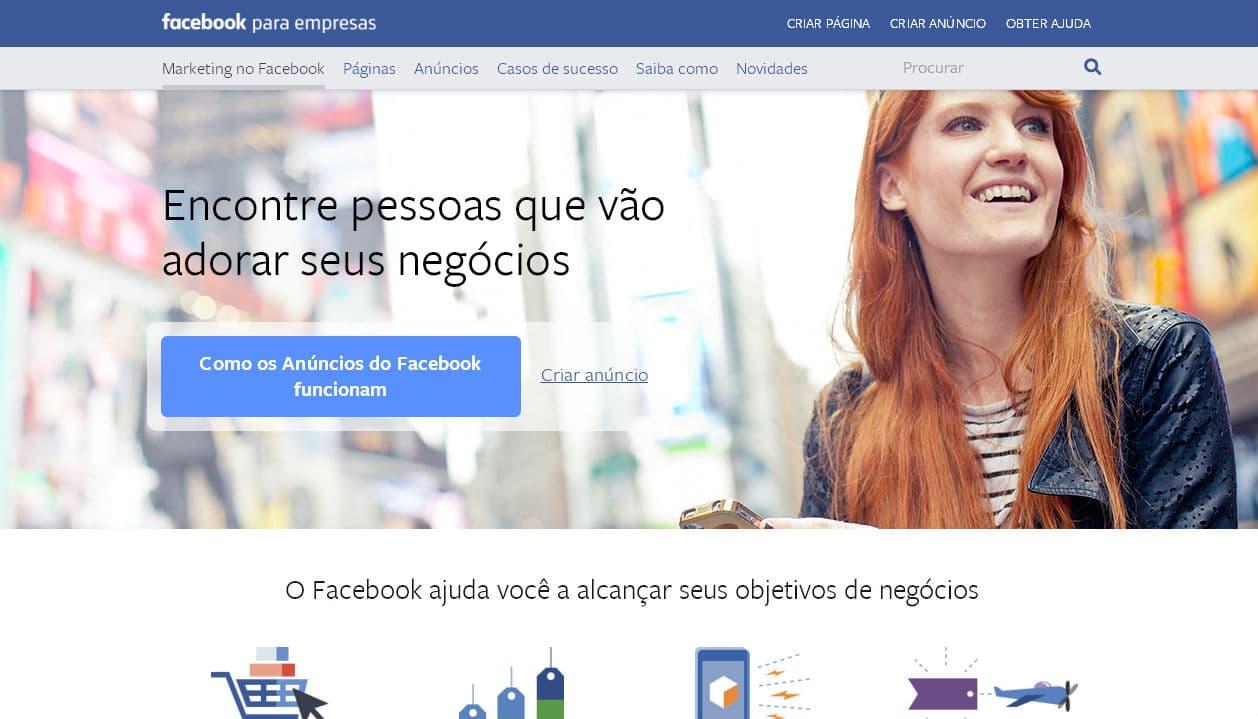 A importancia do Facebook para as empresas