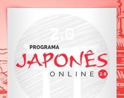 Aprender Japonês - Programa Japonês Online-2.0