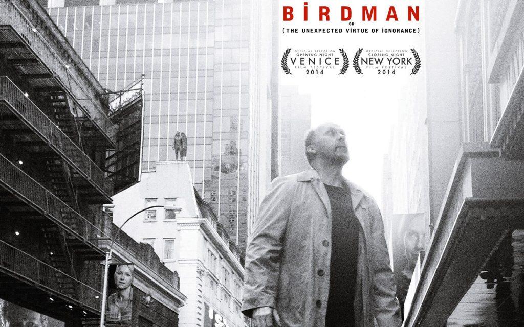 Birdman - melhor filme de 2014
