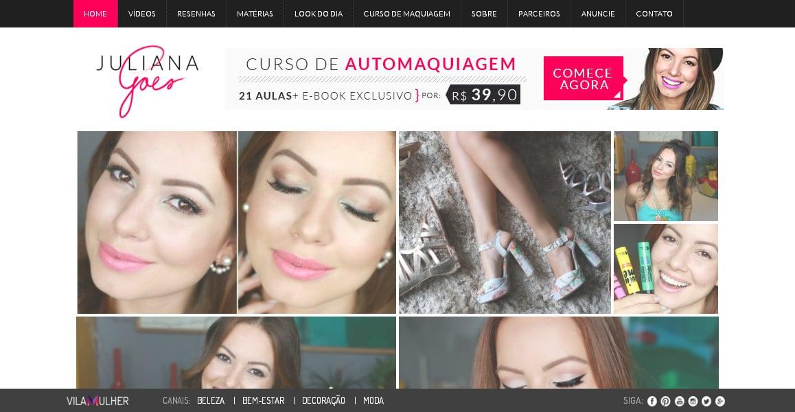 Blog Juliana Goes
