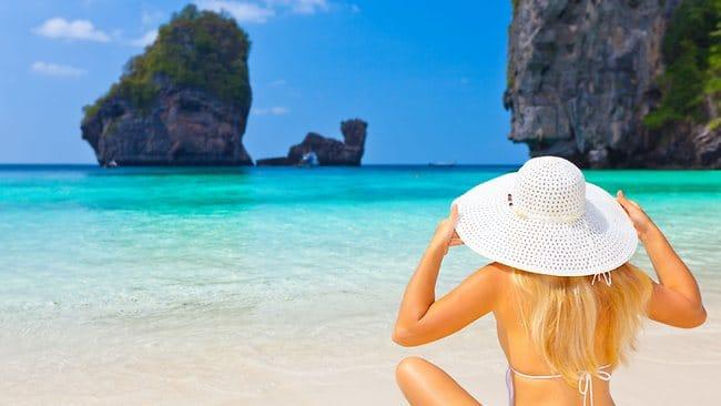 Boa viagem de férias