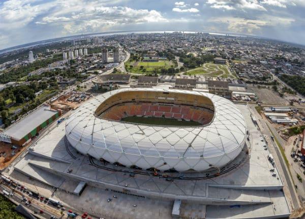 Copa do Mundo 2014 Arena Amazonia – Manaus