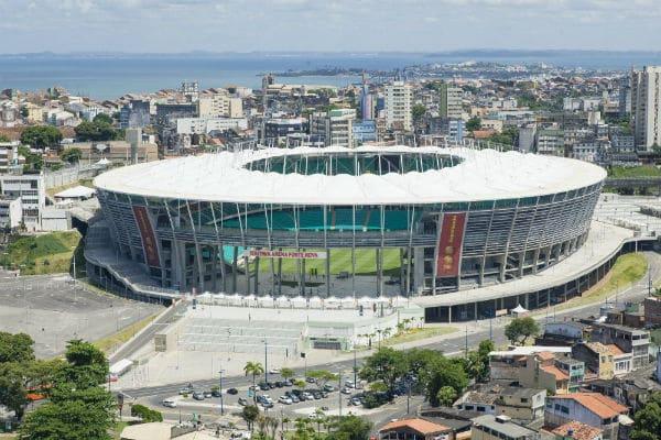Copa do Mundo 2014 Arena Fonte Nova – Salvador