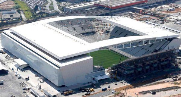 Copa do Mundo 2014 Arena Itaquerao – Sao Paulo