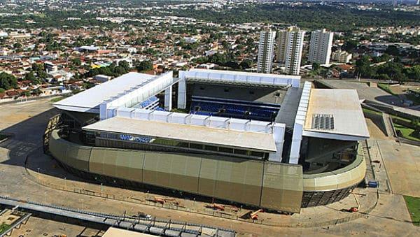 Copa do Mundo 2014 Arena Pantanal – Cuiaba