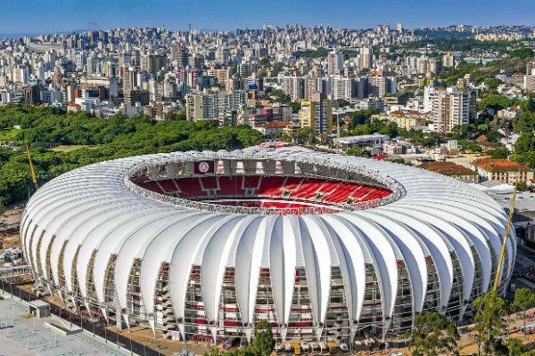 Copa do Mundo 2014 Estadio Beira Rio – Porto Alegre
