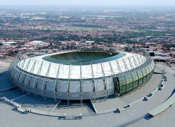 Copa do Mundo 2014 Estadio Castelao – Fortaleza