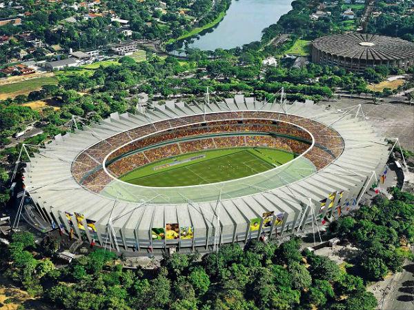 Copa do Mundo 2014 Estadio Mineirao - Belo Horizonte