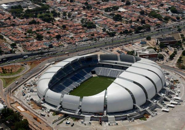 Copa do Mundo 2014 Estadio das Dunas – Natal