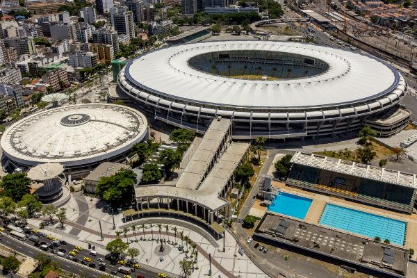 Copa do Mundo 2014 Estadio do Maracana - Rio De Janeiro