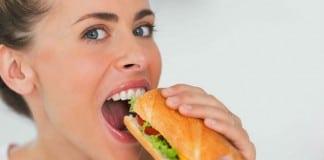 Dieta para ganhar peso com saúde