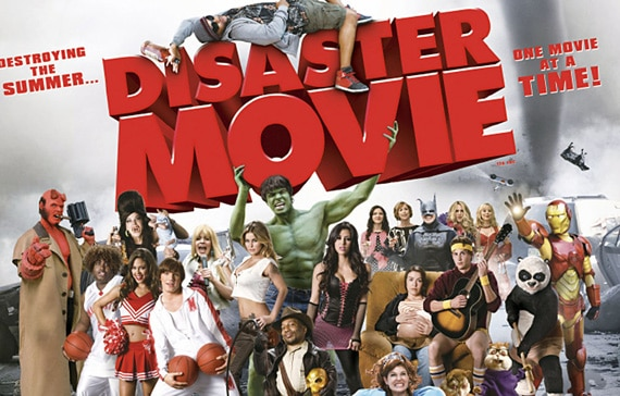 Disaster Movie - Top 10 dos piores filmes do IMDB