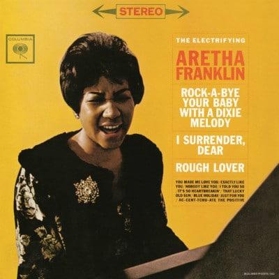 Disco de Aretha Franklin pela Columbia Record