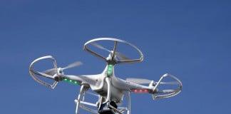 Drone com bateria infinita é o aparelho do futuro