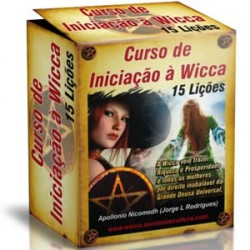 Fantástico Curso de Iniciação à Wicca