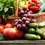 Frutas e vegetais que deve comer se está de dieta