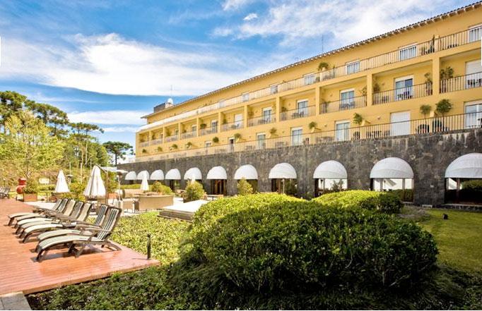 Grande Hotel - Campos do Jordão